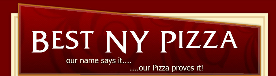 Best NY Pizza Home