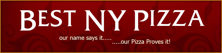 Menu Page for Best NY Pizza